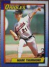 484 - Mark Thurmond by Foob's Baseball Cards