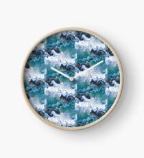 Oceania Clock