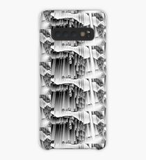 Cascading Case/Skin for Samsung Galaxy