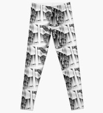 Cascading Leggings