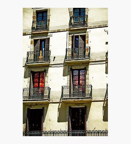 Barcelona 10 Photographic Print