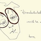 """Owl Brown Specs- """"discombobulated"""" would be a fitting term. by Jaelah"""