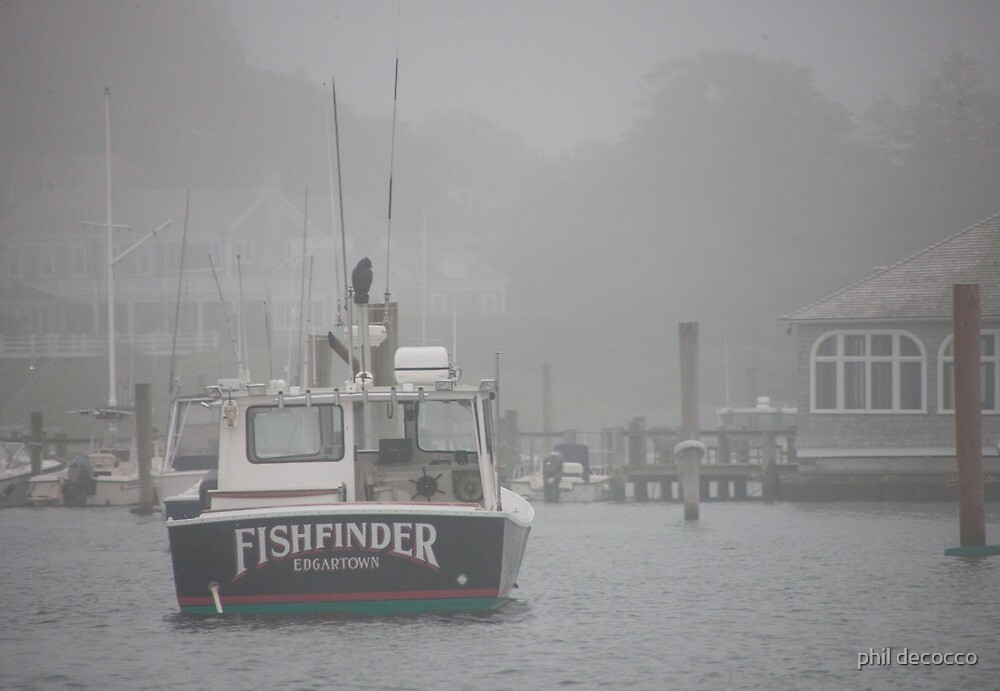 Fishfinder by phil decocco