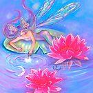 WATERLILY FAIRY by Judy Mastrangelo