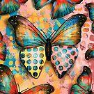 Butterfly Splash by Karin Taylor