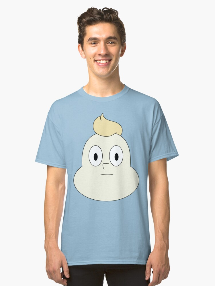Onion is judging you Classic T-Shirt Front