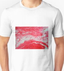 Trachea Cells under the Microscope Unisex T-Shirt