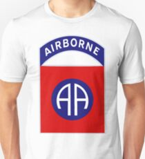 Logo of the Eighty-Second Airborne! Unisex T-Shirt