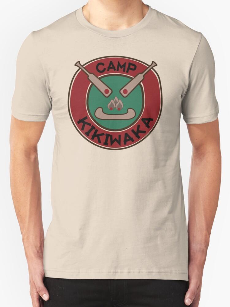 Camp Kikiwaka T Shirts Hoodies By Campculture Redbubble