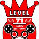 Level 71 Complete by wordpower900