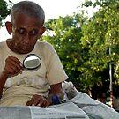 Man with the glass by JYOTIRMOY Portfolio Photographer