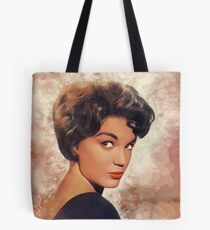 Connie Francis, Singer Tote Bag