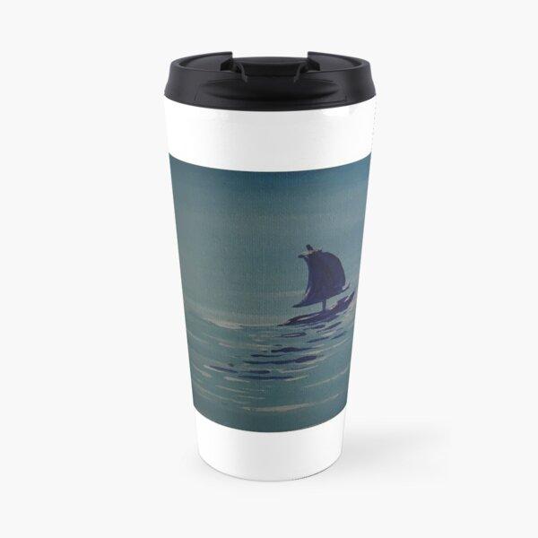 Sailing By Travel Mug