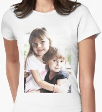 Siblings Women's Fitted T-Shirt