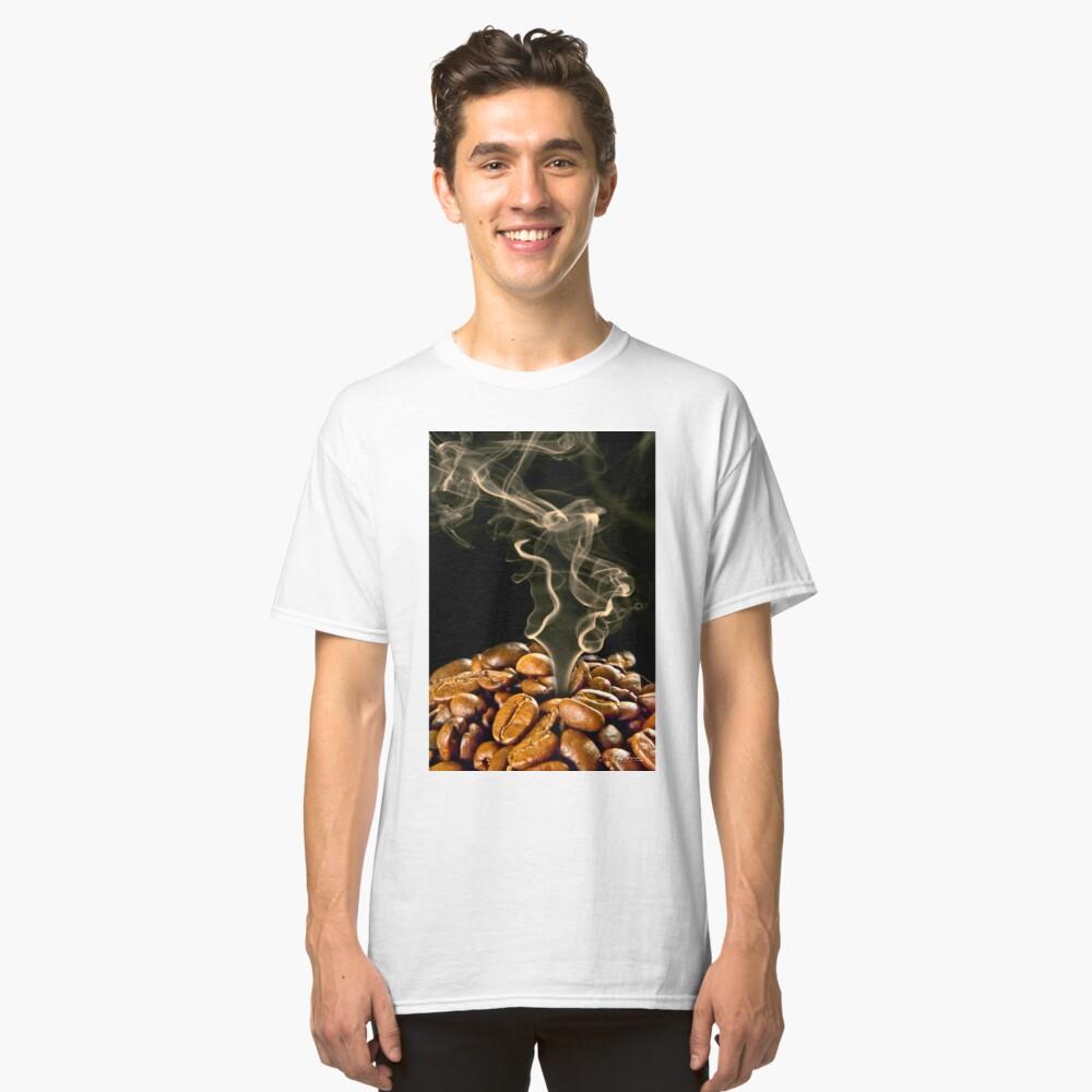 Roasting the beans Classic T-Shirt