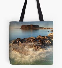 the blue Nut.... Tote Bag