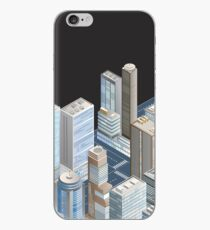 Picture of the city for iPhone iPhone Case