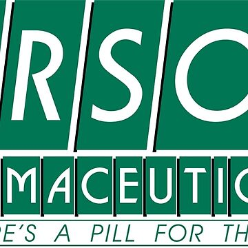 Orson Pharmaceuticals (Solid Green) by RoufXis