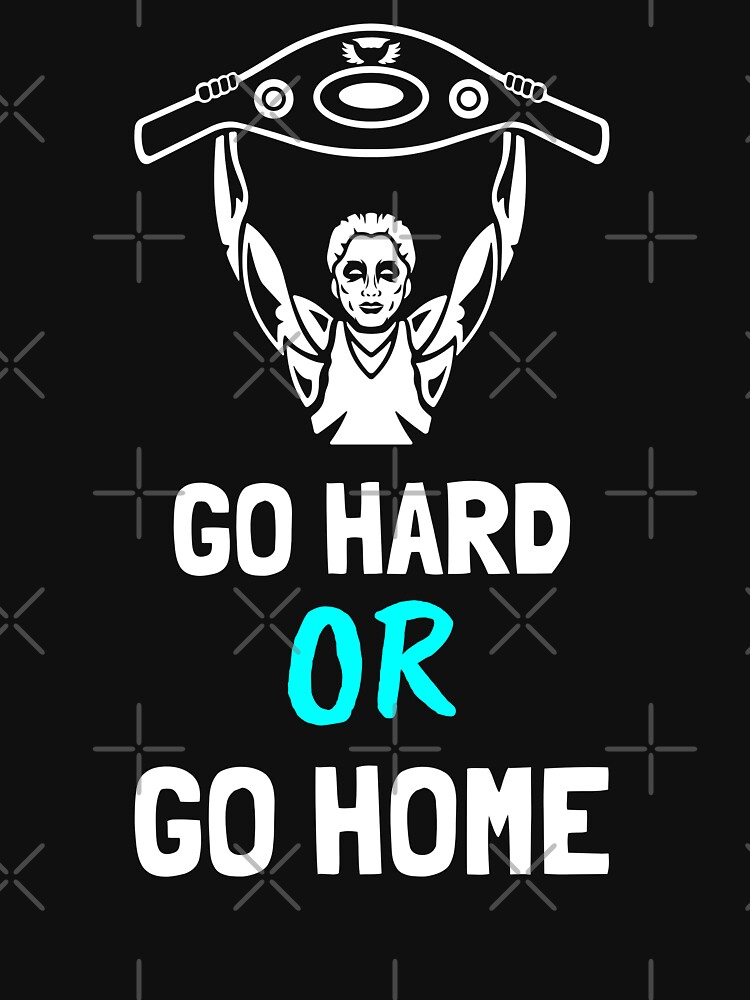 BJJ Go Hard or Go home by Energetic-Mind