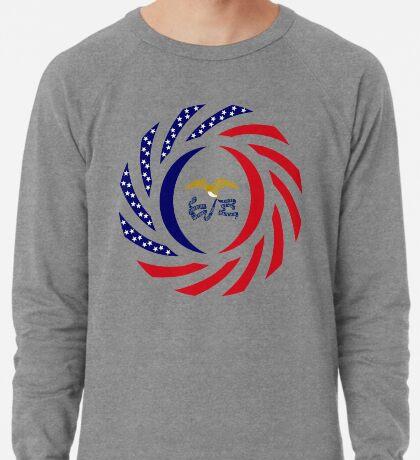 Iowa Murican Patriot Flag Series Lightweight Sweatshirt