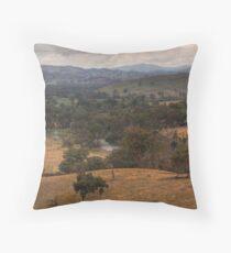 Goulburn River - Alexandra Throw Pillow
