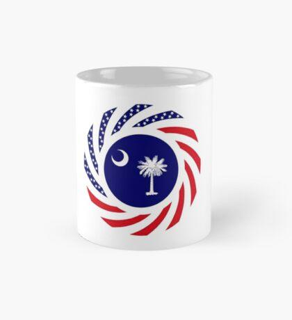 South Carolina Murican Patriot Flag Series Mug