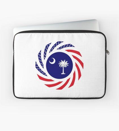 South Carolina Murican Patriot Flag Series Laptop Sleeve