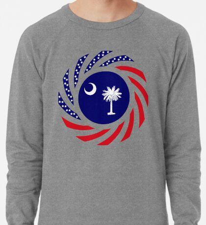 South Carolina Murican Patriot Flag Series Lightweight Sweatshirt