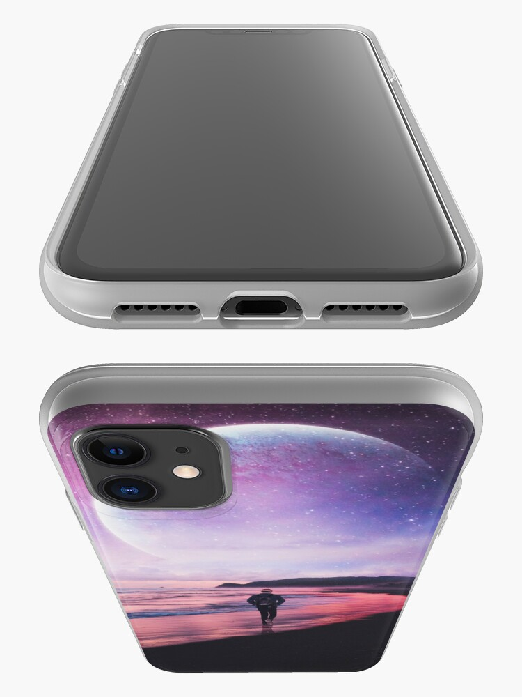 Alternate view of Night Stroll iPhone Case & Cover