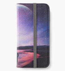 Night Stroll iPhone Wallet/Case/Skin