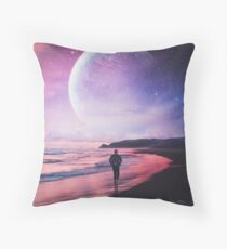 Night Stroll Floor Pillow