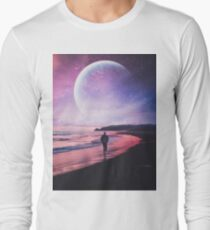 Night Stroll Long Sleeve T-Shirt