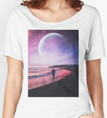 Night Stroll Relaxed Fit T-Shirt