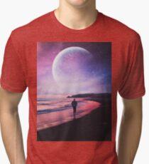 Night Stroll Tri-blend T-Shirt