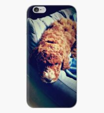 Groodle Puppy Zoe iPhone Case