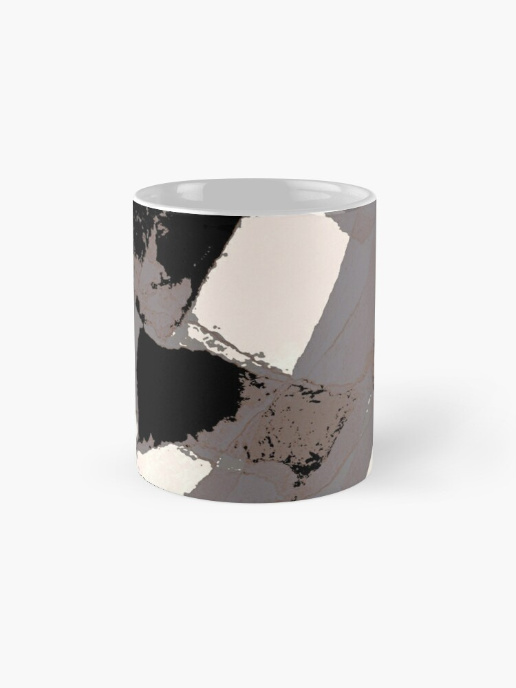Alternate view of Organic No.1 Abstract #muted #redbubble #artprints #fineart Mug