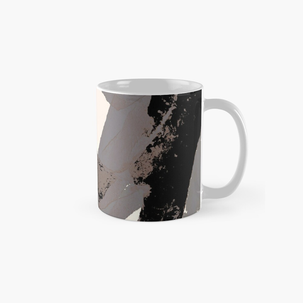 Organic No.1 Abstract #muted #redbubble #artprints #fineart Mugs