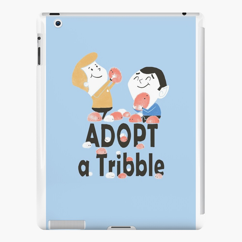 Adopt A Tribble iPad Cases & Skins