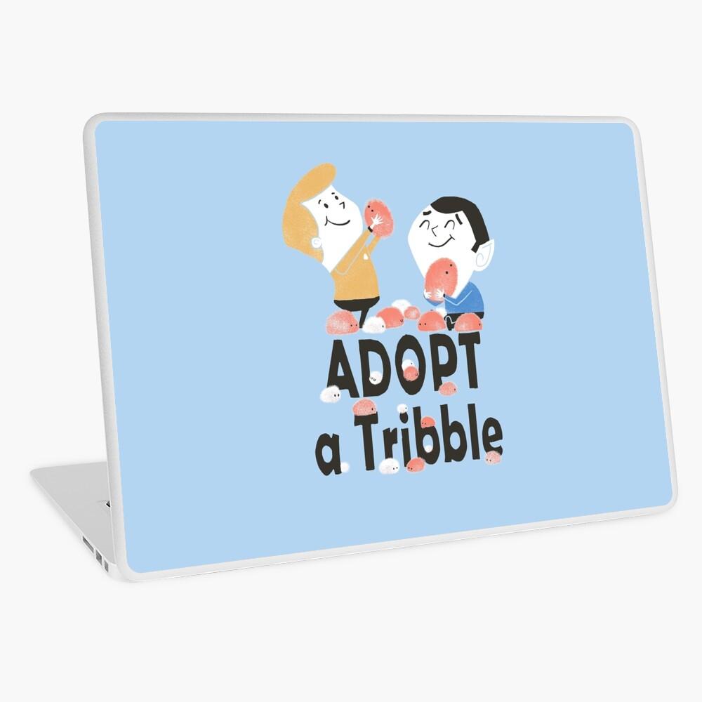 Adopt A Tribble Laptop Skin