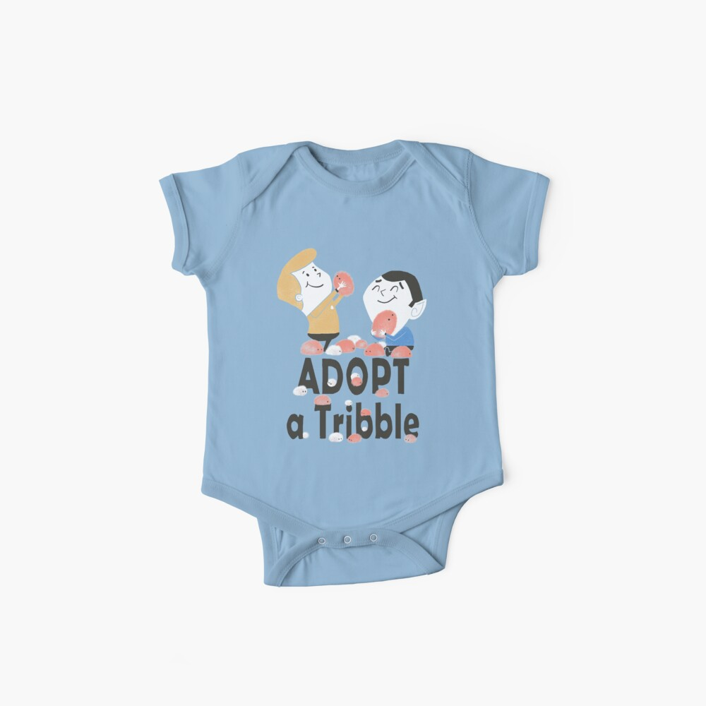 Adopt A Tribble Baby One-Piece