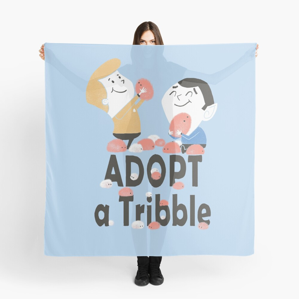 Adopt A Tribble Scarf