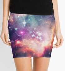 The Universe under the Microscope (Magellanic Cloud) Mini Skirt