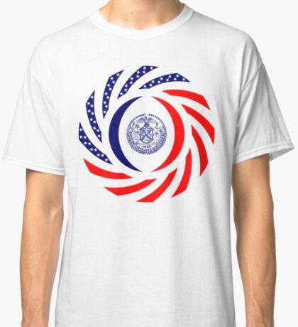 New York City Murican Patriot Flag Series Classic T-Shirt