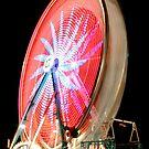 Pueblo Fair Red by Carl M. Moore