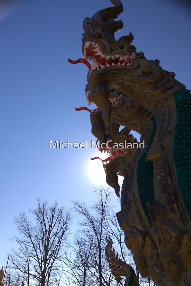 Naga 1 by Michael McCasland