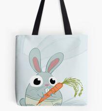 Trunk Bunny Tote Bag