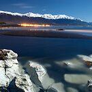 A Kaikoura night shot by Paul Mercer