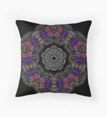 Owlspook Globe 02 Throw Pillow