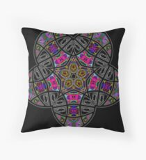 Owlspook Globe 04 Throw Pillow