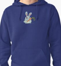 Trunk Bunny Pullover Hoodie